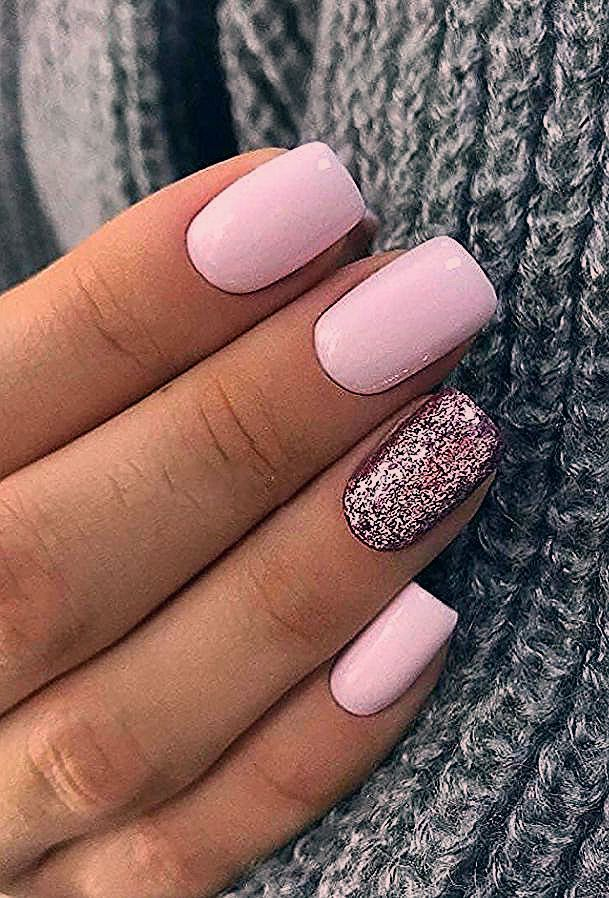 Photo of 66 Natural Summer Nails Design For Short Square Nails – – Beauty Home