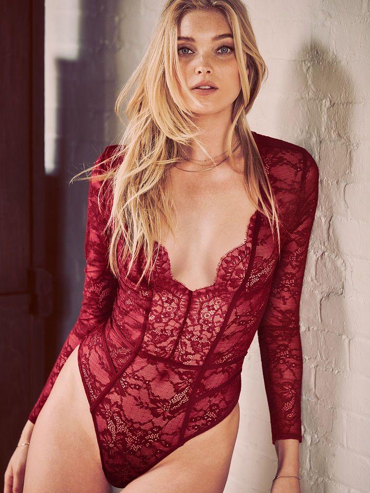 52dda543075 Lace Bodysuit - Very Sexy - Victoria s Secret