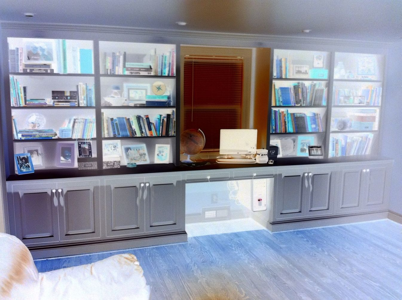 Built In Bookcases Houston   Best Paint For Wood Furniture Check More At  Http:/