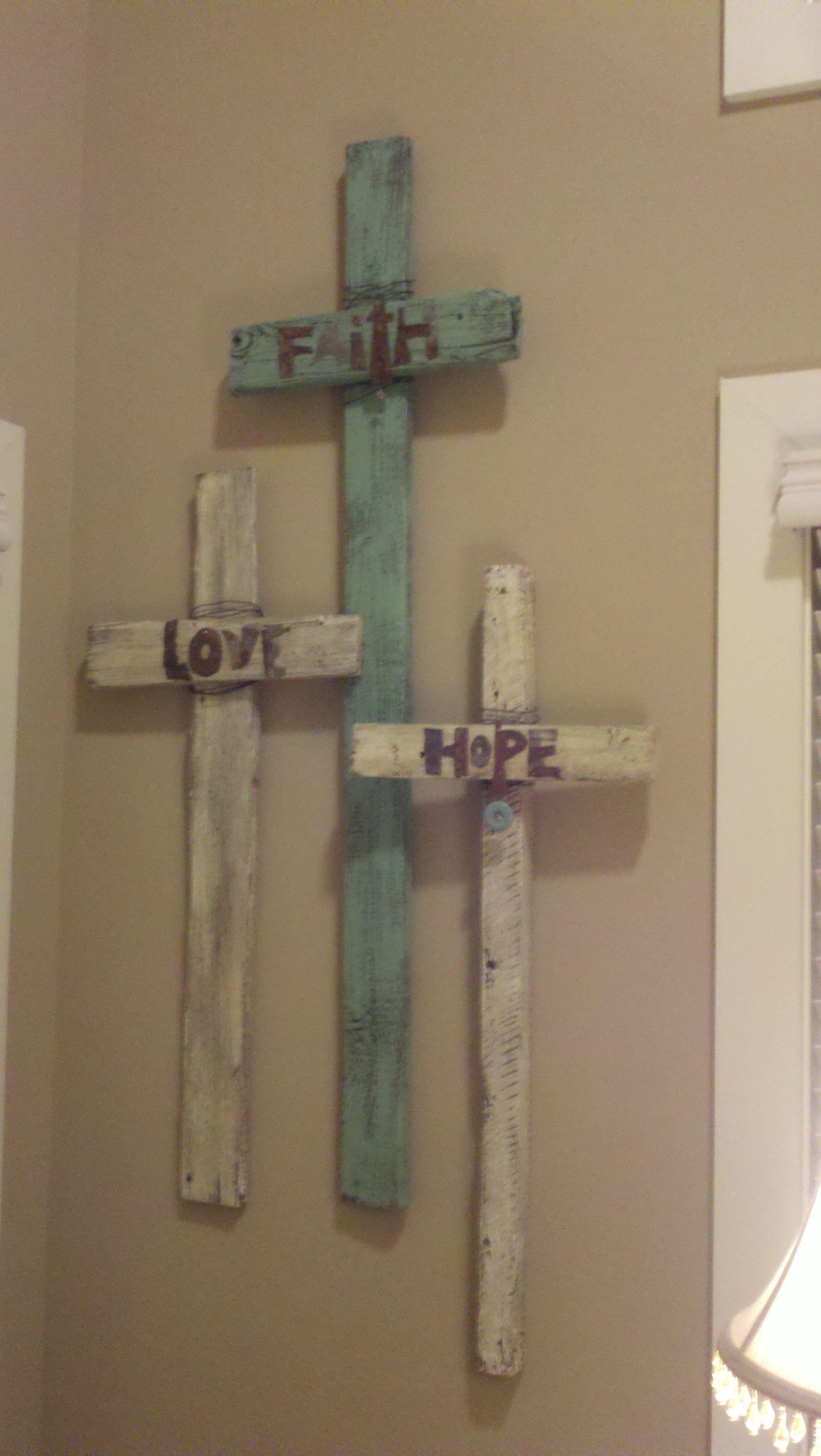Sweet Emily Cross Crafts Wooden Crosses Wood Crosses