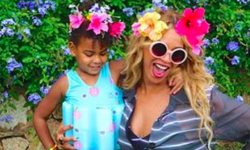 9 Signs Your Mom Is The Beyoncé Of Moms Blue ivy, Blue