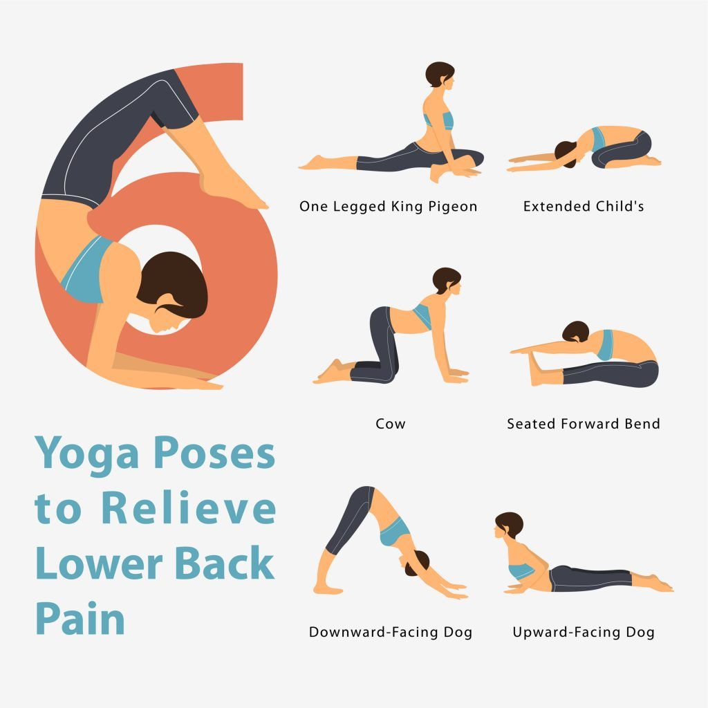 Yoga Exercise For Back Pain With Pictures