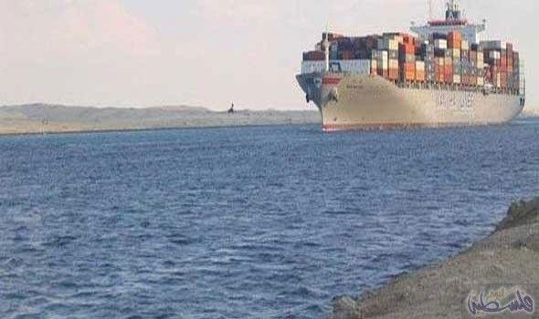 سفينة تعبر قناة السويس بحمولات مليوني طن Boat Photo Landmarks