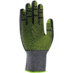 Photo of uvex unisex Schnittschutzhandschuhe C300 dry anthrazit Größe 10 1 Paar Uvex SafetyUvex Safety