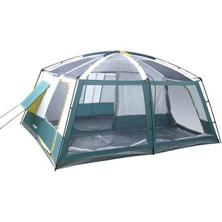 Giga Tent Wildcat Mt. 12' x 15' Family Cabin Tent, Sleeps ...