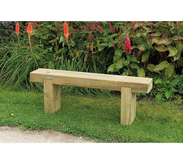 Buy Forest Wooden 2 Seater Garden Bench Garden Benches And Arbours Argos Garden Bench Seating Garden Bench Garden Furniture Sale