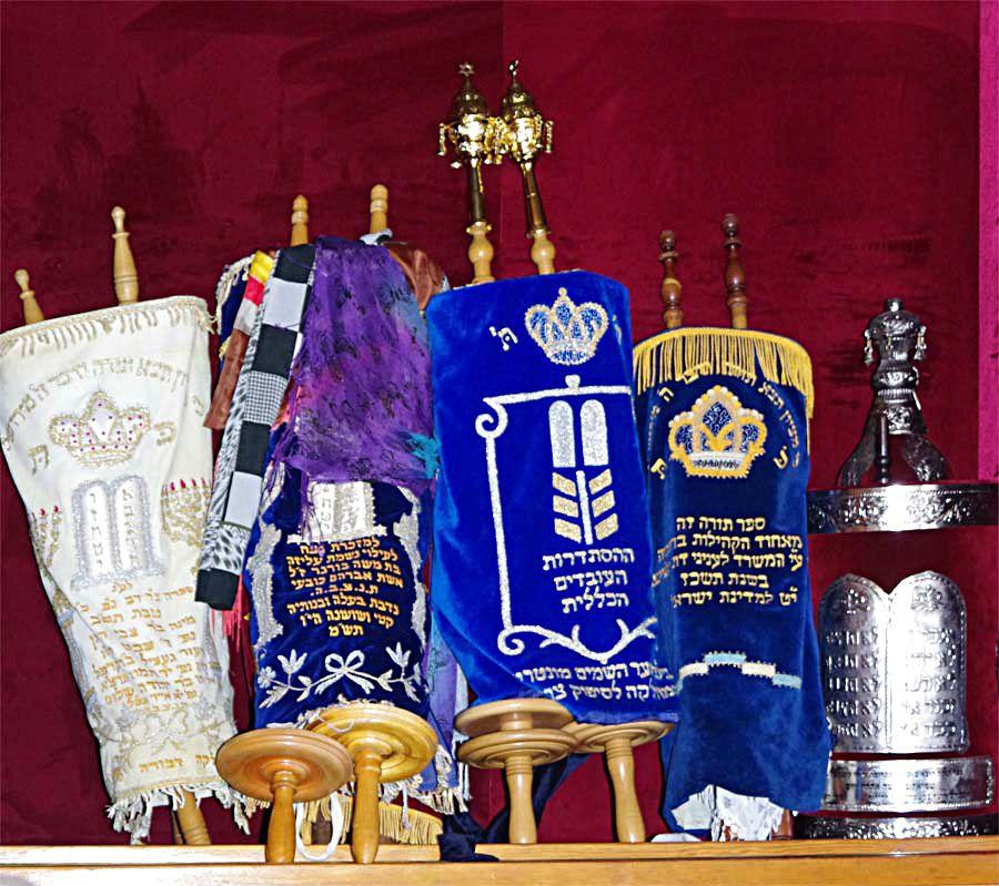 Несколько слов о синагогальном ковчеге.: dona_anna