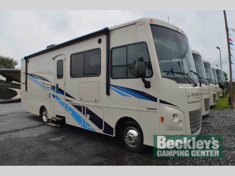 New 2019 Winnebago Vista 27pe Motor Home Class A At Beckleys Rvs