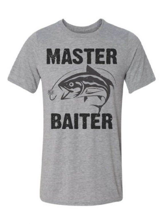 Download Master Baiter fishing shirt funny fishing shirt super soft ...