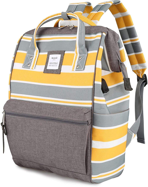Himawari Bags - Himawari Travel Backpack With USB Charging