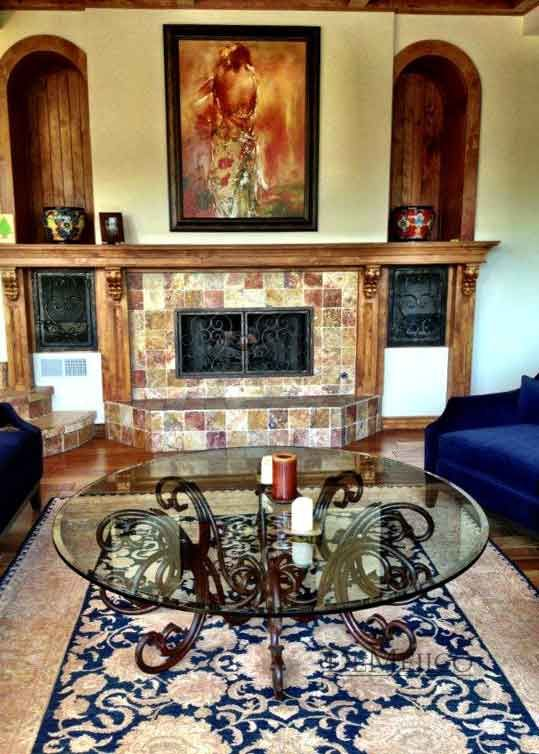 This project focuses on Spanish living room furniture. We ...