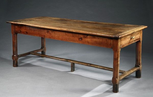 Fine Farmhouse Dining Table From Robert Young Antiques FolkArt