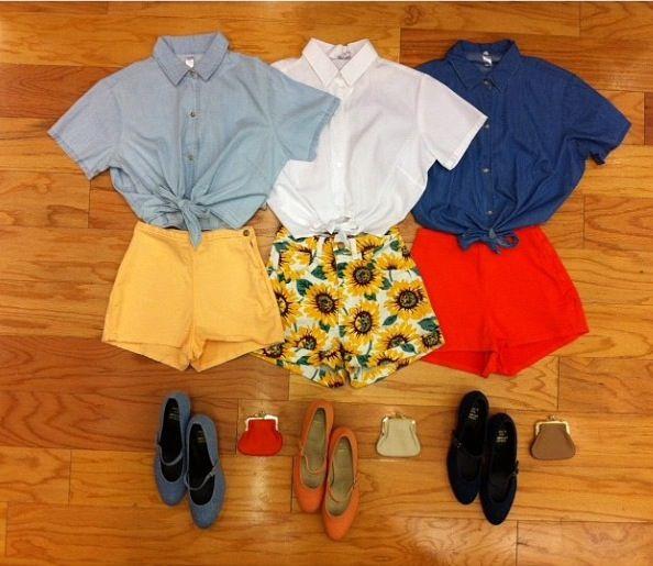 a55f8785fdba American apparel 50s style