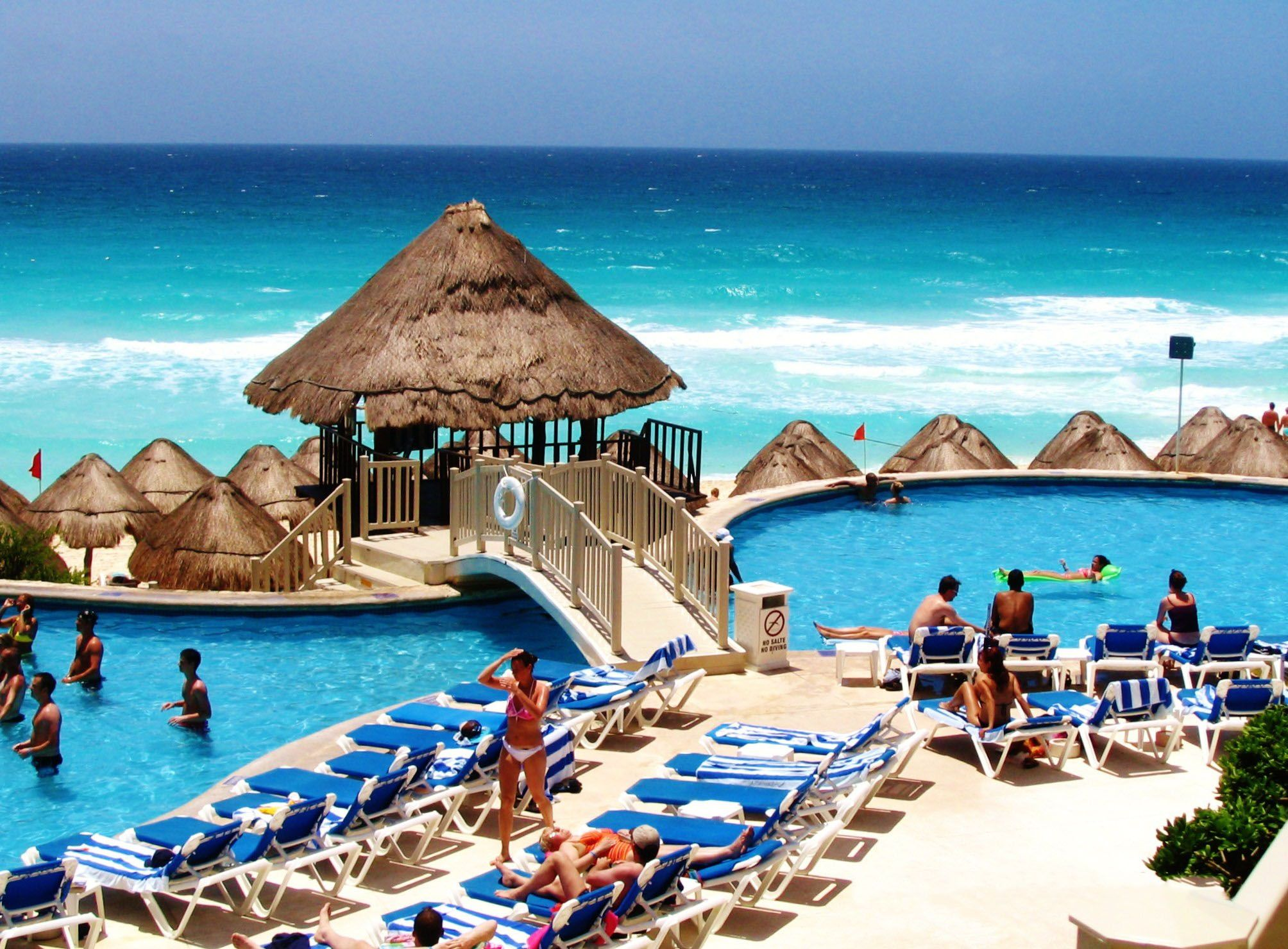 Hotel sandos cancun luxury experience resort marf travel vacation - Save 40 On Cancun All Inclusive Hotels Http Www Jetsetz