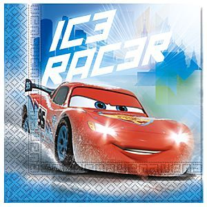 Disney Pixar Cars Party Napkins Pack Of 20 Disney Storedisney