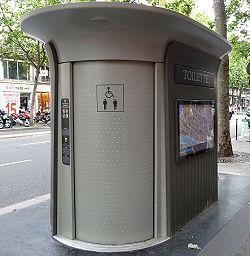 Parigi Nascono I Bagni Pubblici Ecologici Acquistiverdi It