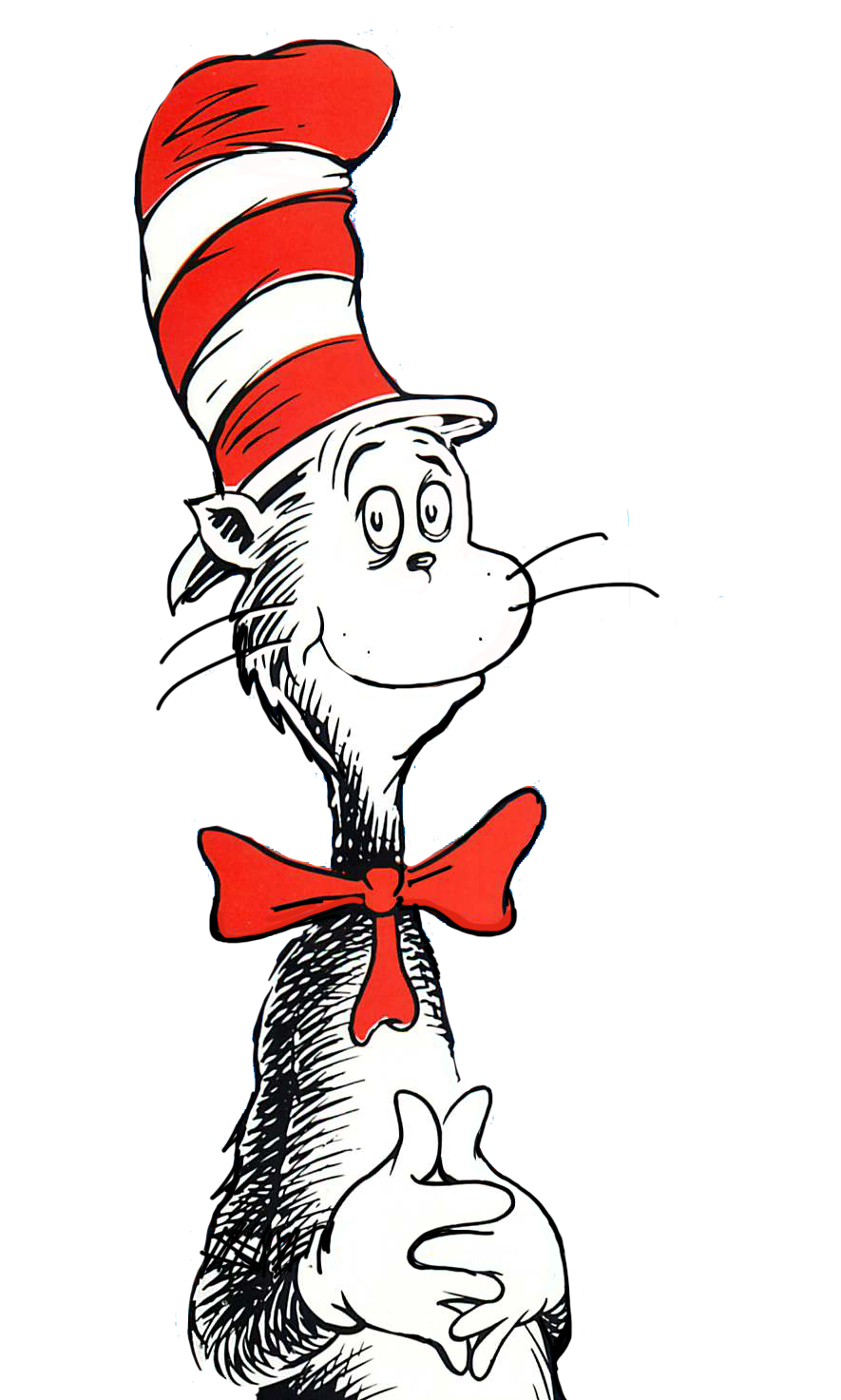 pin by broadway sacramento on few of my favorite things in 2018 rh pinterest com cat in the hat clip art free images cat in the hat clipart black and white