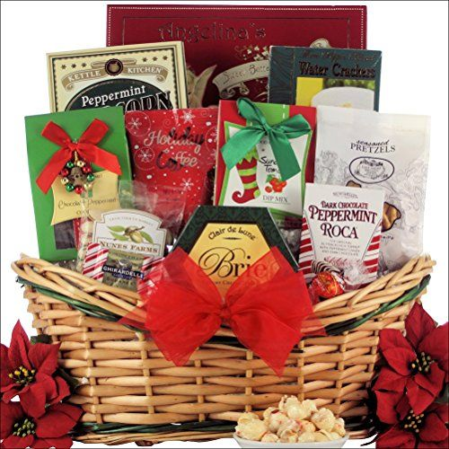 Tidings Of Joymedium Gourmet Holiday Christmas Gift Basket Review More Details