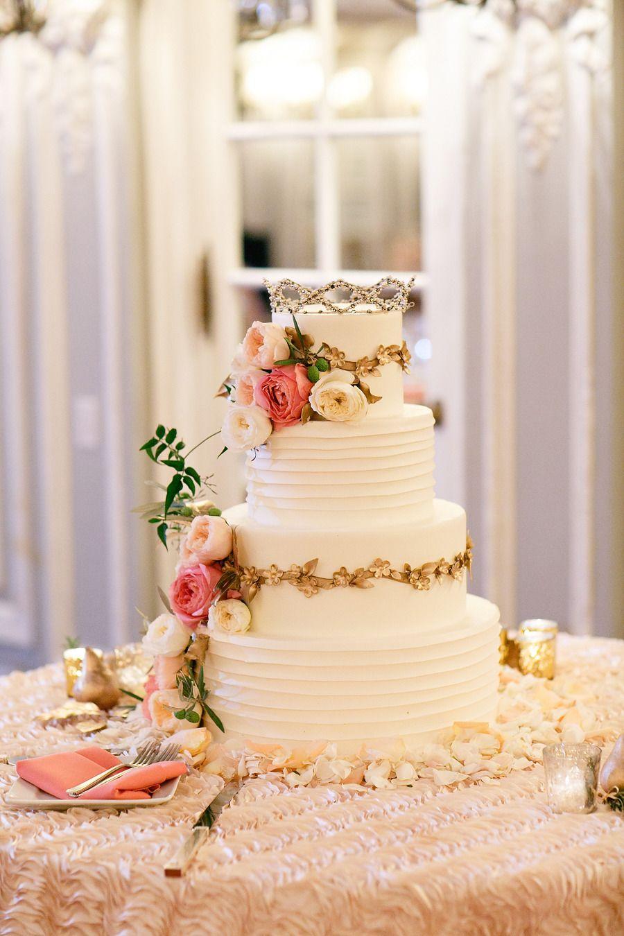 Elegant renaissance blackstone hotel wedding beautiful