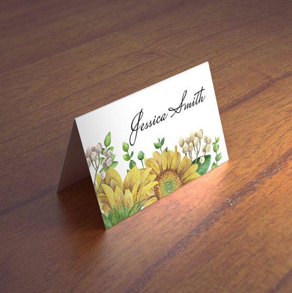 Pin de Remioni Art en Wedding place cards | Pinterest