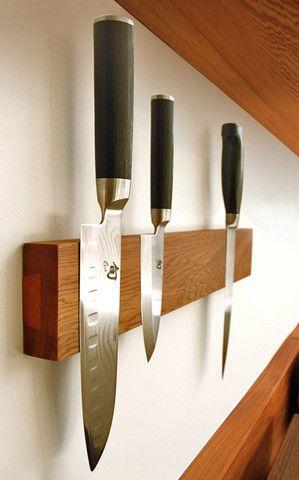 Puukko Knife Rack Knife Rack Magnetic Knife Rack Knife Holder
