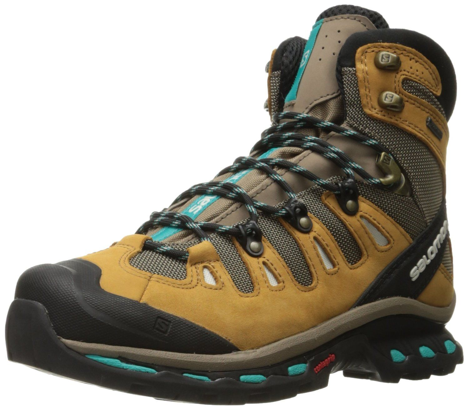 Mens Salomon Authentic Ltr Gtx® Hiking shoes Green « Eldritch Engines