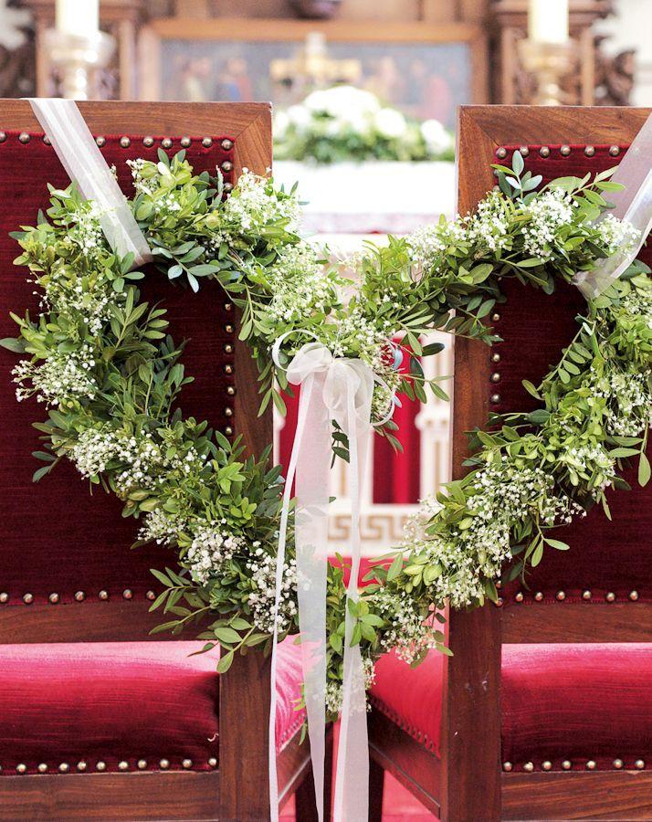 65 KirchendekoIdeen  Hochzeitsblumen Trauung Zeremonie Katholisch Evangelisch Freie Trauung Dekoration Blumen