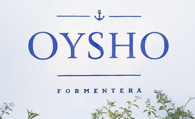 Campaña de Oysho en Formentera: tienda pop-up + campaña de relación con los bloggers