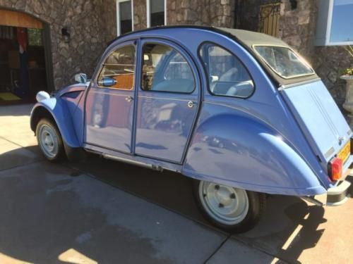 Motori: #BaT #Auction: #1980 Citroën 2CV 6 (link: http://ift.tt/2dHx7nw )