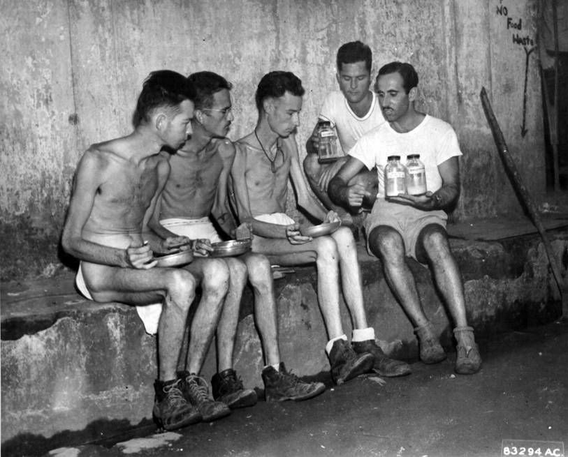 Image result for photo of Japanese POW camps philippines