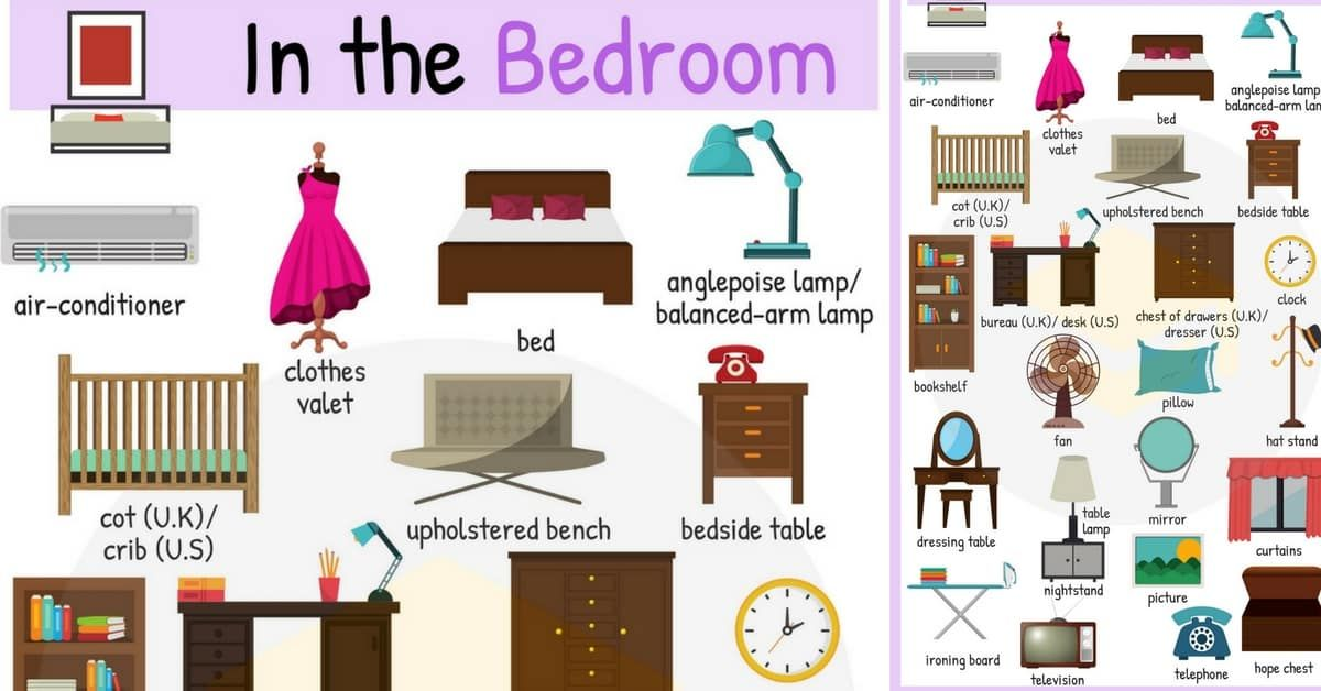 Bedroom Furniture Things In The Bedroom With Pictures