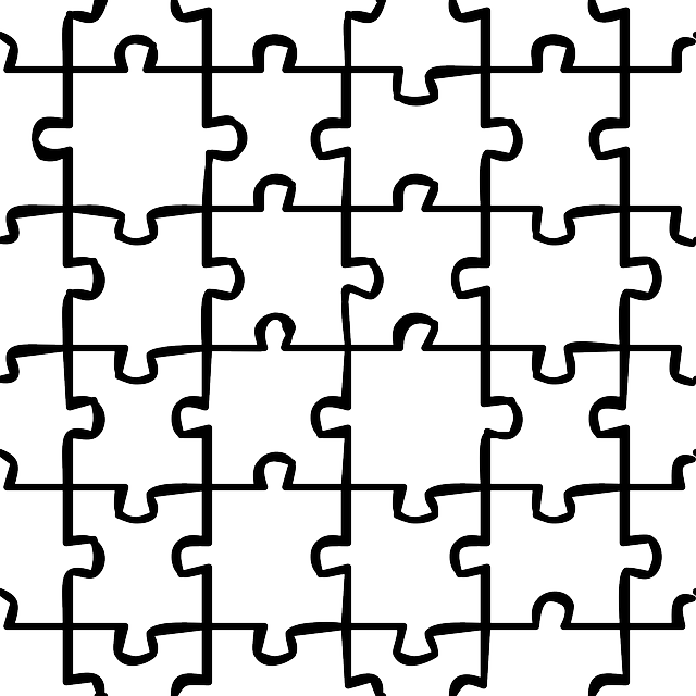 Free Image On Pixabay Puzzle Blank White Pieces Puzzle Piece Template Jigsaw Puzzles Art Puzzle Art
