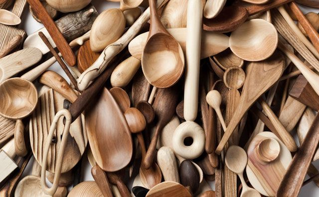 Daily Spoon: A One-year Woodcarving Project by Stian Korntved Ruud
