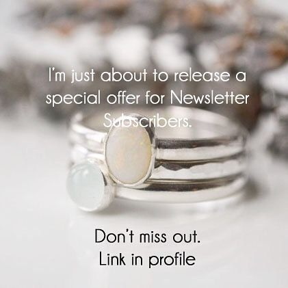 Newsletter with super special offer in is going live tonight. Sign up via the link in profile