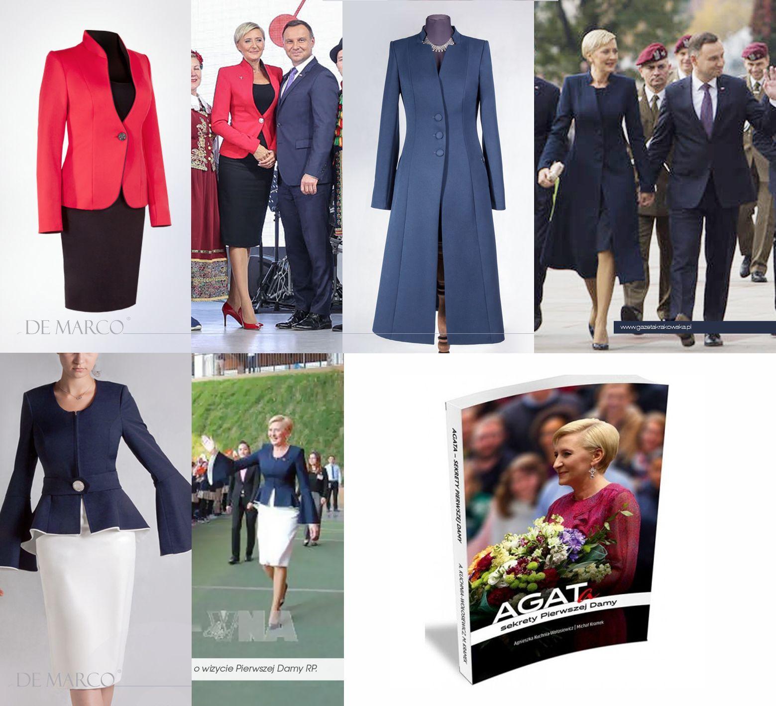 Agata Sekrety Pierwszej Damy Agata Kornhauser Duda Styl Pierwszej Damy Gdzie Ubiera Sie Prezydentowa Fashion Suit Jacket Single Breasted Suit Jacket