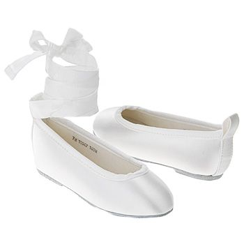 Touch Ups Infant Girls Gypsy Slip-on Shoes