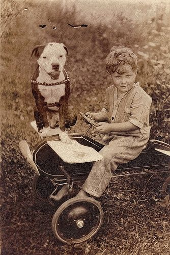 vintage - would love to know who, where and when. So many vintage photos have no historic detail with them.