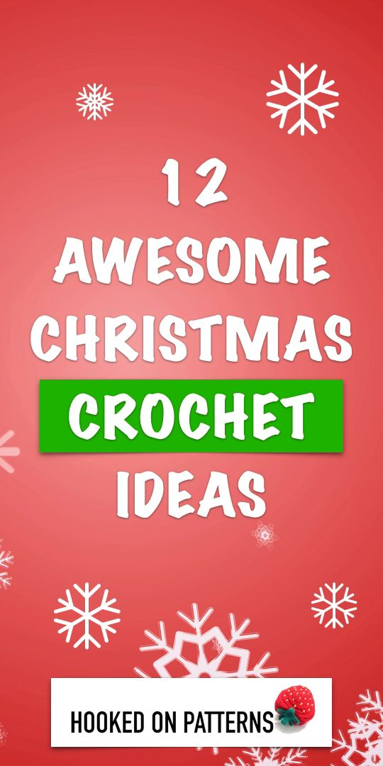 Photo of Awesome Christmas Crochet Ideas – Christmas Crochet Patterns
