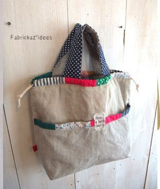 Photo of handmade * zakka | fabrickaz + idees