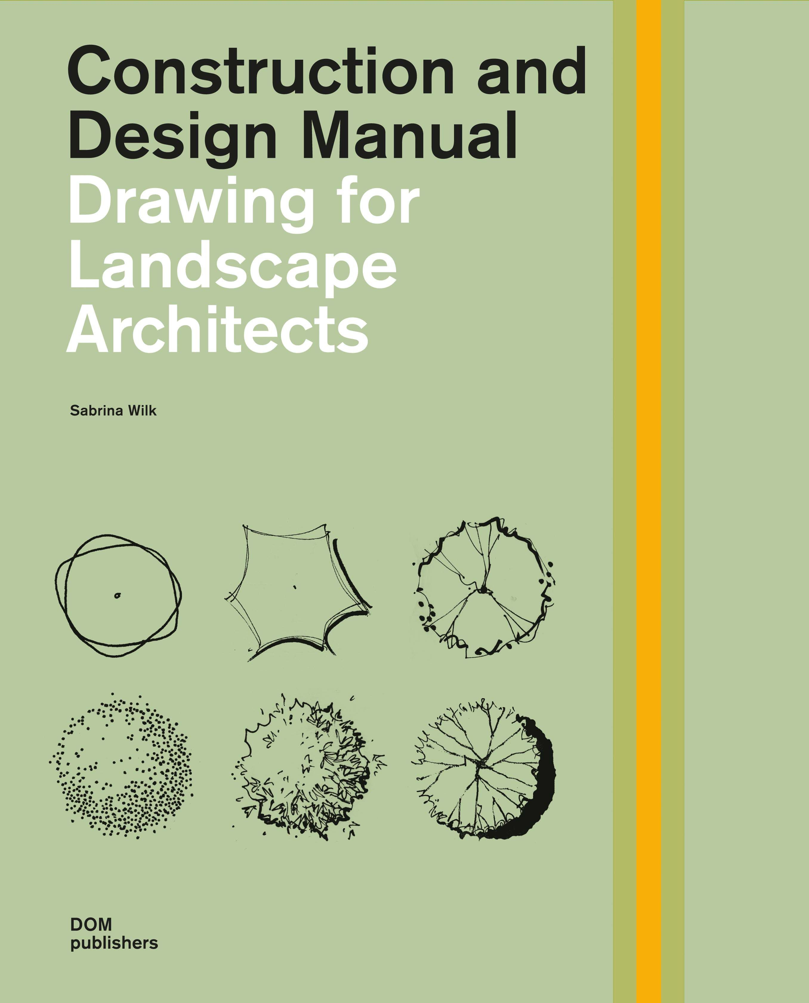 Landscape Architecture Drawing Symbols