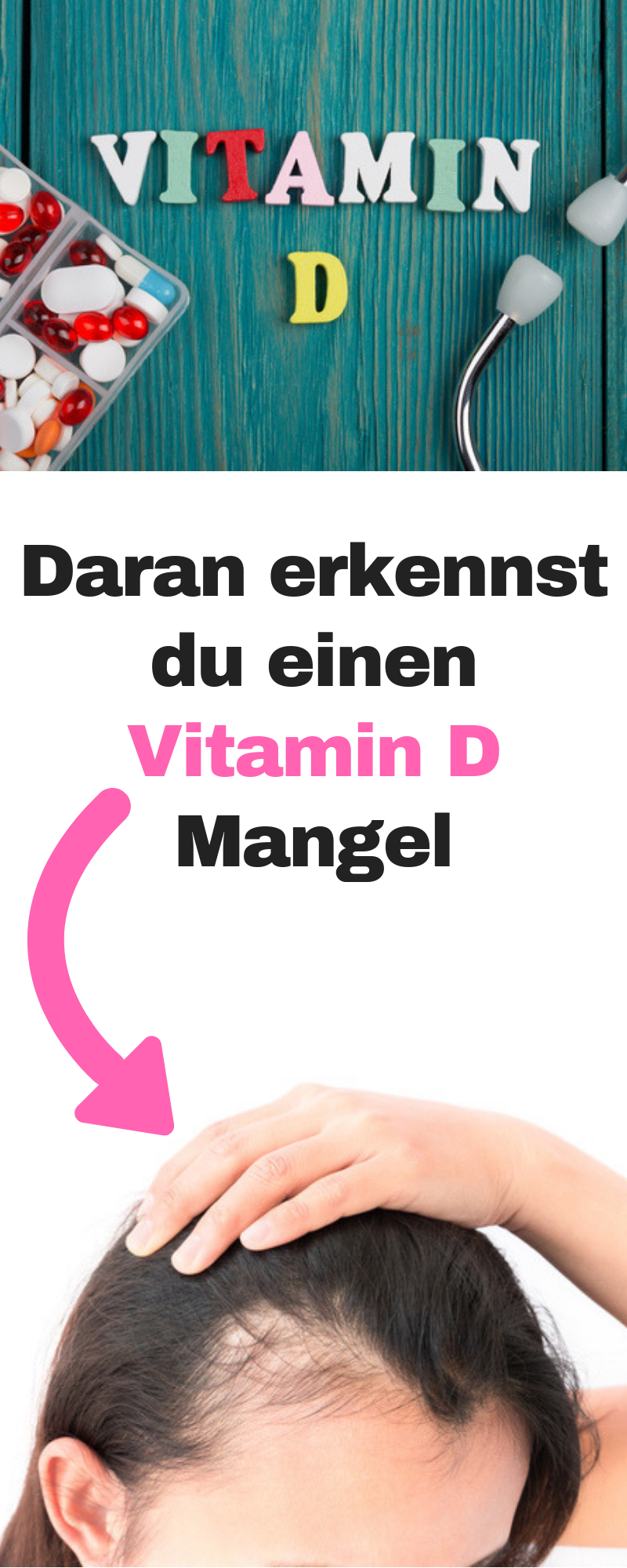 Anzeichen Vitamin D Mangel