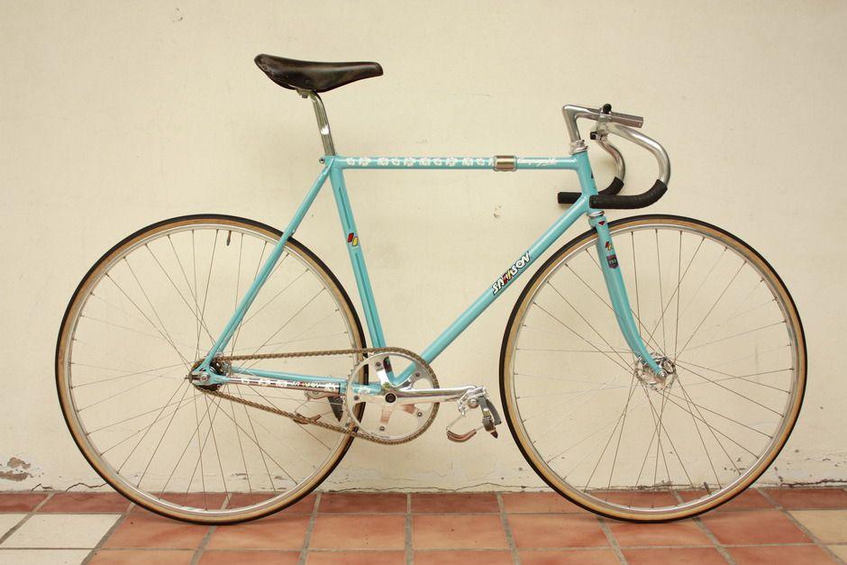 SAMSON X CAMPAGNOLO PISTA (NJS) - Pedal Room | Bicicletas ...