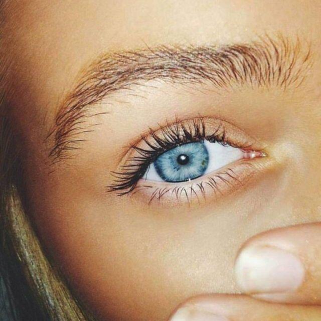 Eye Iris Pupil 目 œil Glaz Occhio Ojo Color