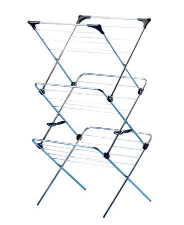 minky trio concertina 15m indoor clothes airer easy to. Black Bedroom Furniture Sets. Home Design Ideas