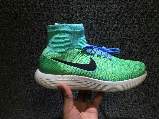 timeless design f4d9c d9015 Cheap 2018 Nike LunarEpic Flyknit Lucid Green Voltage Green ...