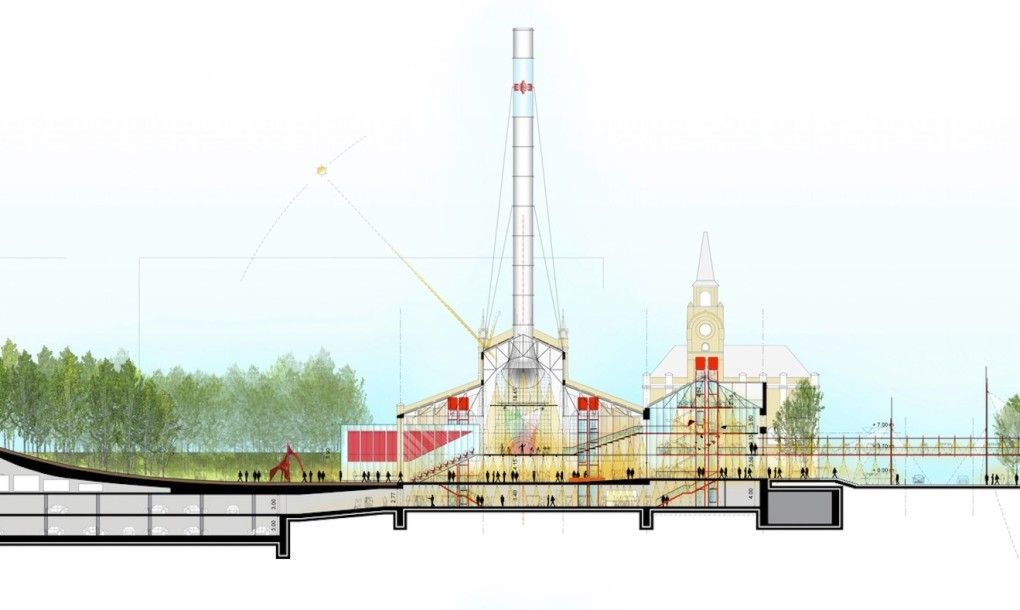 Renzo Piano to convert a Moscow power station into a solar-powered arts center