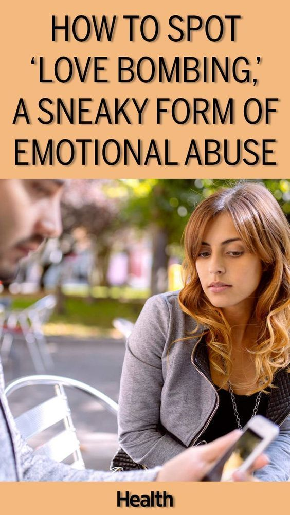 Love bombing is a buzzy new word that can be a negative sign in your relationship. If your partner is love bombing, see how that could be a form of emotional abuse. This unhealthy relationship…
