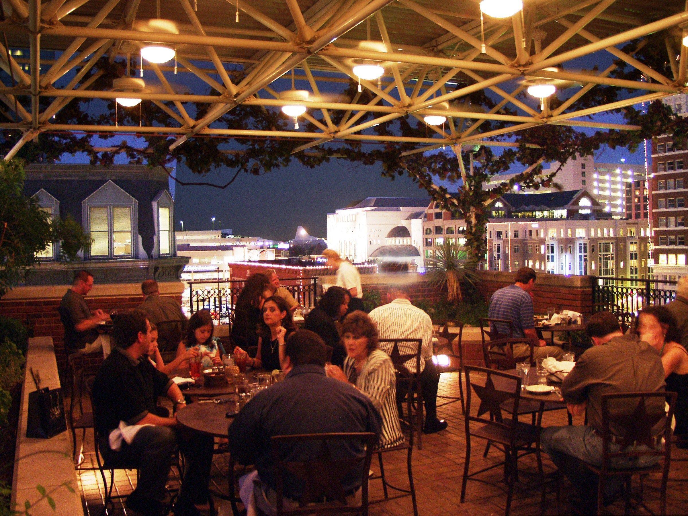 @ReataRestaurant Patio #Big12Top12 Patios #DiscoverFW #FortWorth