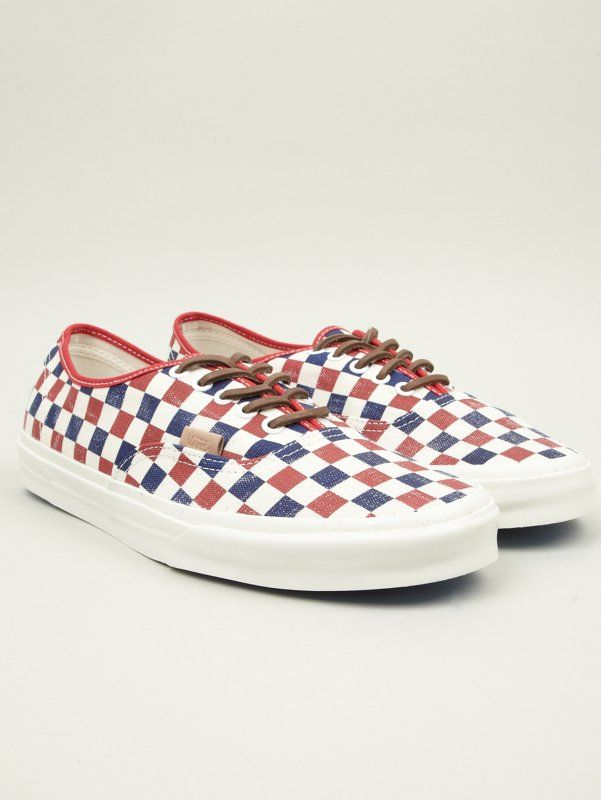 751ee6fc01 Check this out!! Vans Men s Checker Authentic CA Sneakers