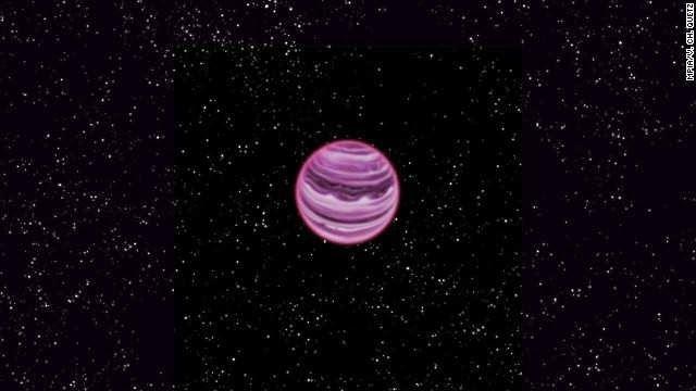 اكتشاف كوكب صغير يحوم وحده فى الفضاء دون نجم فضول المعرفة